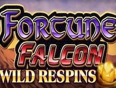 Fortune Falcon wild respins logo