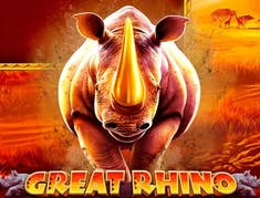 Great Rhino logo