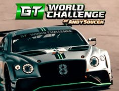 GT World Challenge by Andy Soucek logo