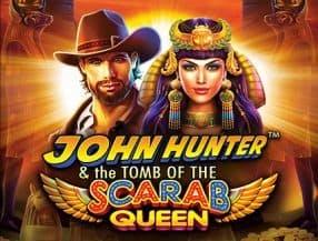 John Hunter Tomb of the Scarab Queen