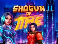 Shogun of Time logo