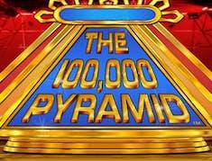 The 100,000 Pyramid logo