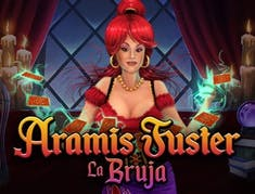 Aramis Fuster La Bruja logo