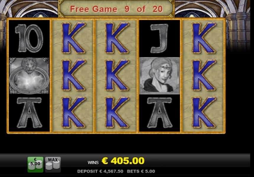 Función de bonus muy popular que ofrece spins gratis y Juegos especiales en Magic Mirror Deluxe 2