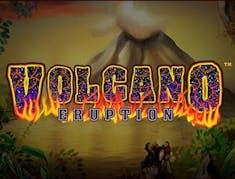 Volcano Eruption logo