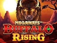 Buffalo Rising Megaways logo