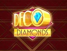 Deco Diamonds logo