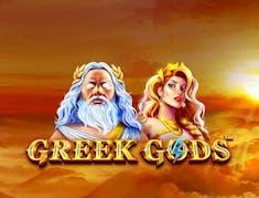 Greek Gods logo