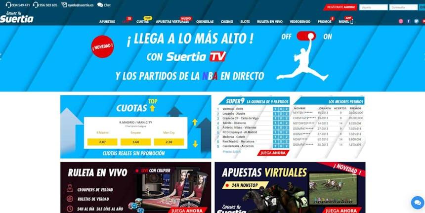 juegos de slot online en Suertia