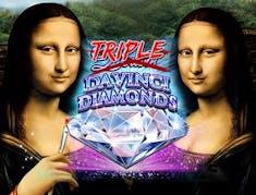 Triple Double DaVinci Diamonds logo