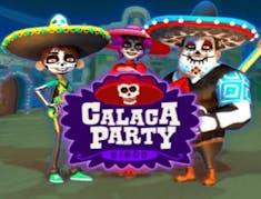 Calaca Party Bingo logo