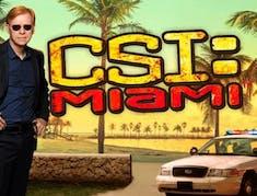 CSI: Miami logo