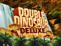 Double Dinosaur Deluxe logo