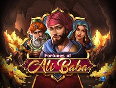 Fortunes of Ali Baba logo