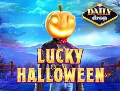 Lucky Halloween logo