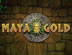 Maya Gold logo