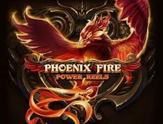 Phoenix Fire Power Reels logo