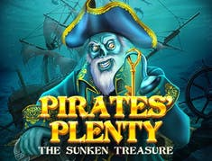 Pirates Plenty The Sunken Treasure logo