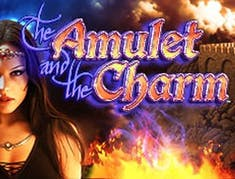 The Amulet and the Charm logo