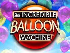 The Incredible Balloon Machine logo