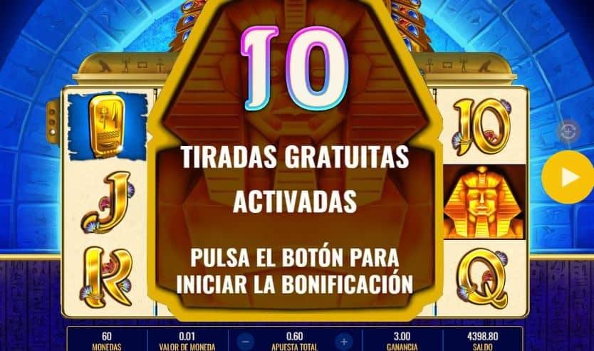 Función de bonus muy popular que ofrece spins gratis y Juegos especiales en Cleopatra Gold