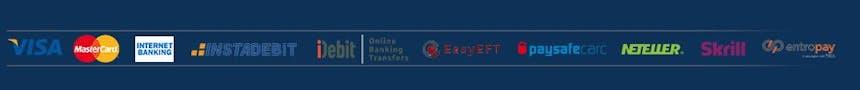 Métodos de pago del Europa Casino