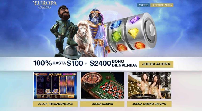juegos de slot online en Europa casino
