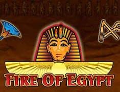Fire of Egypt logo