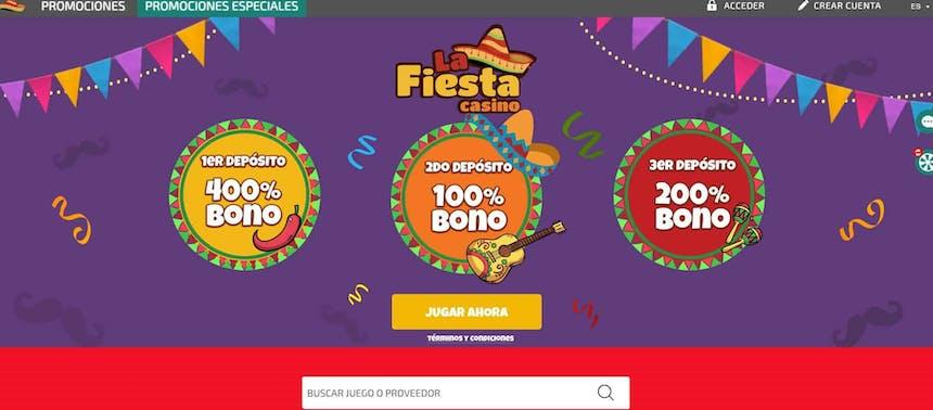 juegos de slot online en la fiesta casino