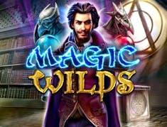 Magic Wilds logo