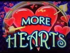 More Hearts logo