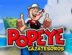 Popeye Cazatesoros logo