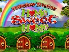 Rainbow Riches Home Sweet Home logo