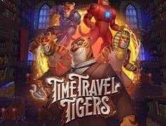 Time Travel Tigers logo