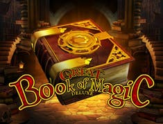 Great Book of Magic Deluxe logo