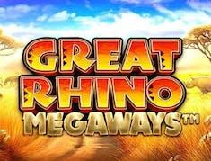 Great Rhino Megaways logo