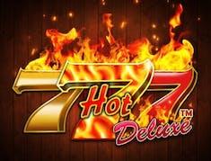 Hot 777™ Deluxe logo