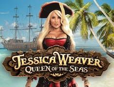 Jessica Weaver Queen of the Seas logo