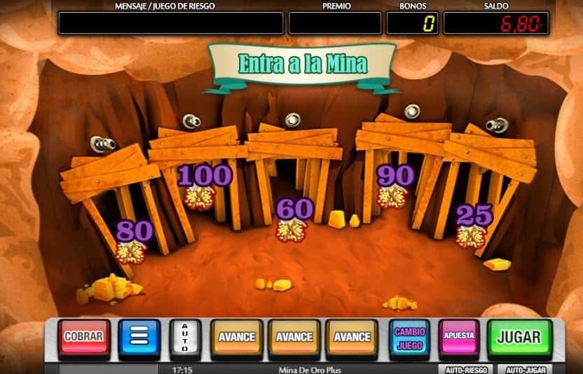 Función de bonus muy popular que ofrece spins gratis y Juegos especiales en La Mina De Oro Plus