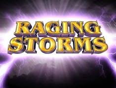 Raging Storms logo