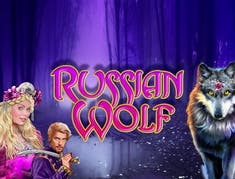 Russian Wolf logo