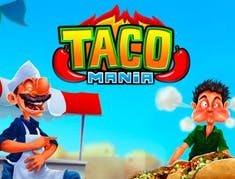 Taco Mania Bingo logo