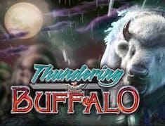 Thundering Buffalo logo