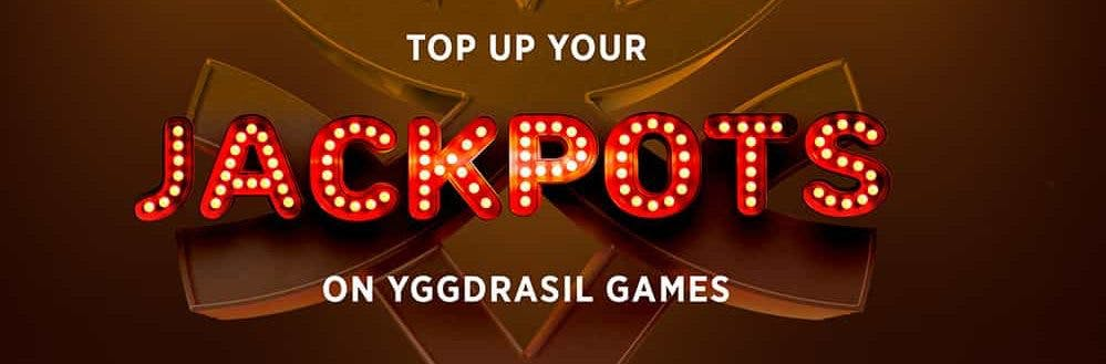 Yggdrasil presenta la nueva función Jackpot TopUp