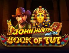 John Hunter and the Book of Tut logo