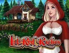 Li'l Red Riches logo