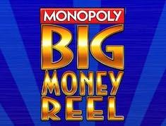 Monopoly Big Money Reel logo