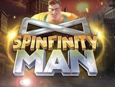 Spinfinity Man logo