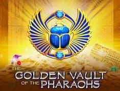 The Golden Vault of the Pharaohs logo