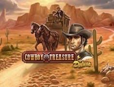 Cowboy Treasure Deluxe logo